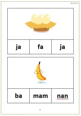 jak uczyć dziecko czytać sylabowo