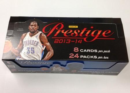 2013/14 Panini Prestige Basketball