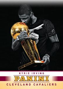 Kyrie Irving 5x7