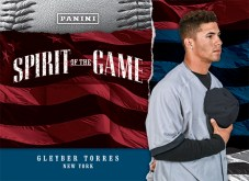 Panini America 2017 Father's Day Spirit of the Game14