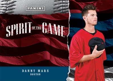 Panini America 2017 Father's Day Spirit of the Game17