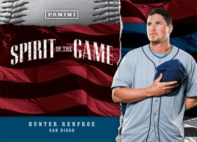 Panini America 2017 Father's Day Spirit of the Game23