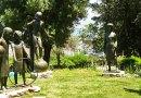 Сад скульптур Урсулы Малбин