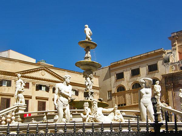 Сицилия, Палермо