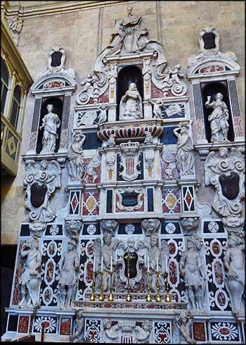 Кальяри.Сардиния.Кафедральный собор