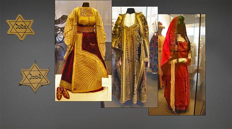 Что носили наши бабушки? Еврейские женщины в традиционных нарядах и украшениях