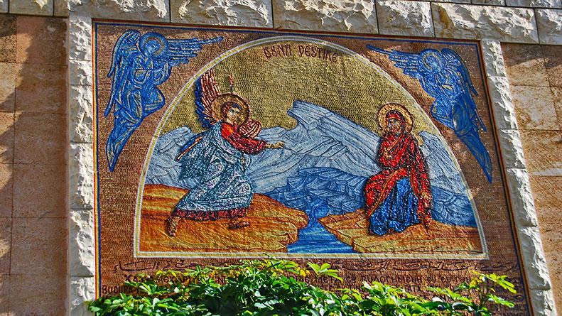 Назарет. Непорочное зачатие, рождество Христово и прочие назаретские чудеса