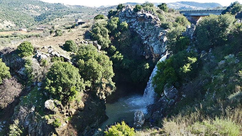 Бурные воды израильского Севера. Часть 1