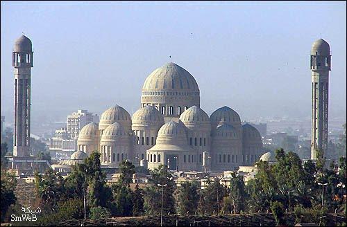 masjid agung mosul