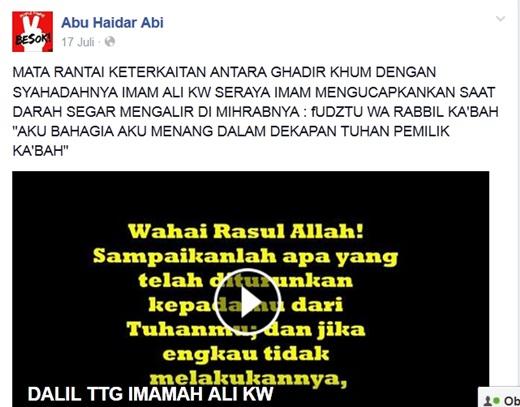 Akun FB Bahrudin IJABI 4
