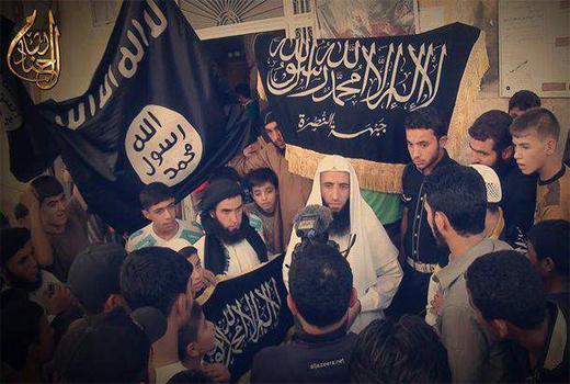 Daulah Khilafah Islamiyah ISIS Jabhah Nushrah