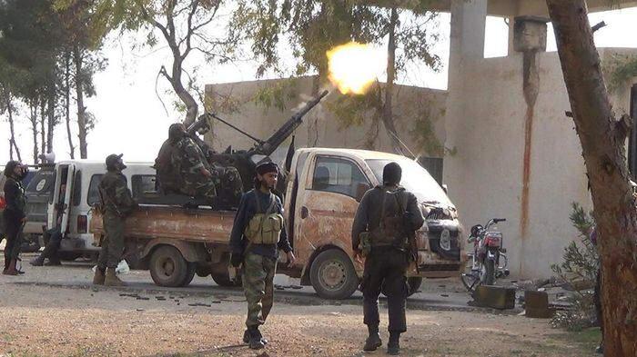 tentara Daulah Islamiyah bantu Jabhah Nushrah di Tho'anah