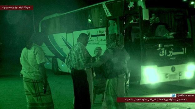 tentara yaman ditangkap