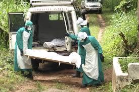 virus ebola afrika barat