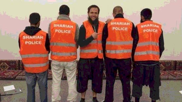 polisi syariah jerman