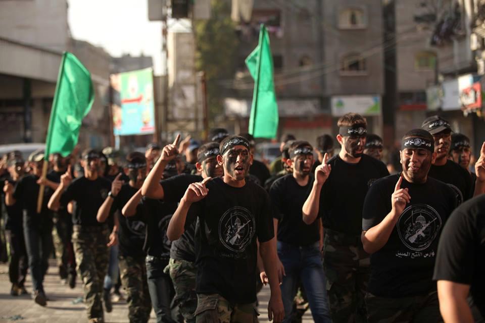 Brigade Izzudin Al Qassam 2