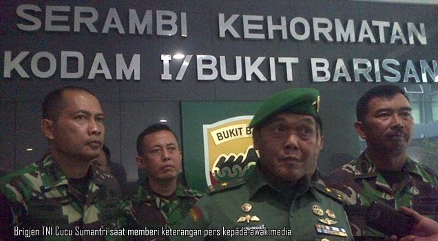 Brigjen TNI Cucu Sumantri