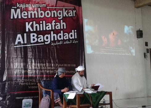 Kajian Membongkar Khilafah Al Baghdadi di Weleri Foto 3