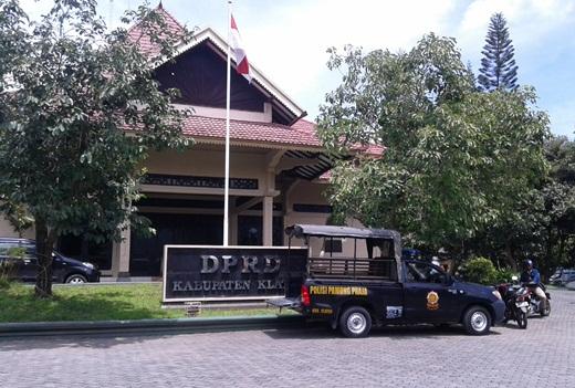 Kantor Pemda & DPRD Klaten