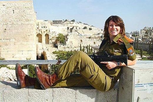 Tentara Wanita Zionis Israel Gabung Kurdi Perangi IS 1