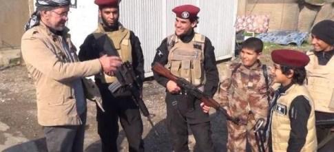 jurgen todenhofer visit Islamic State 5