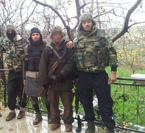 Abu Ayyash Indonesi bersama mujahidin jabhah al nushrah