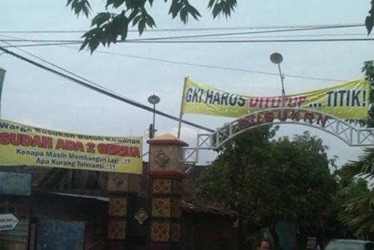 GKI Mojosongo Diperingatkan Pemkot Solo Agar Tak Beroperasi 2