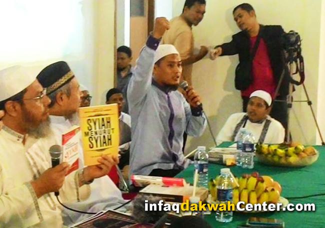 Kajian Kesesatan Syiah di Islamic Center Bekasi 1