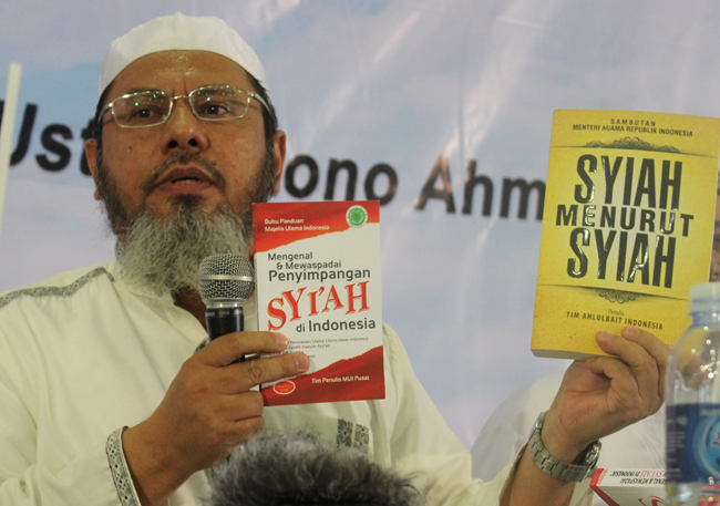Ustadz Farid Okbah Buku MUI dan Buku Syiah