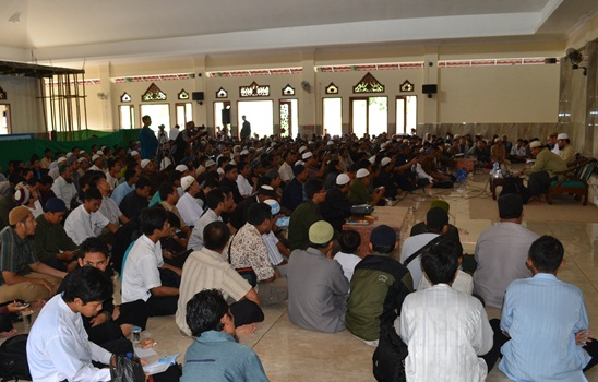 Kajian Ilmiyah Soal Syi'ah di Masjid MUI Solo 3
