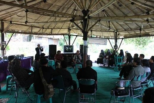 IDC & JITU Gelar Dauroh Jurnalistik di Bogor 1