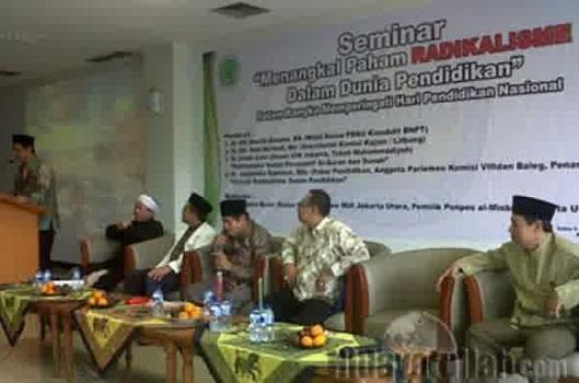 MUI Jakarta Utara & Ormas Syi'ah OASE Kerjasama Bareng BNPT