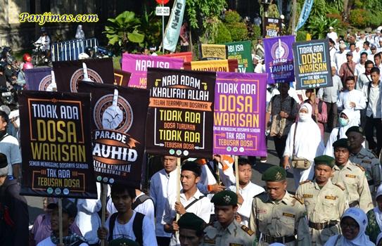 Parade Tauhid di Solo 26