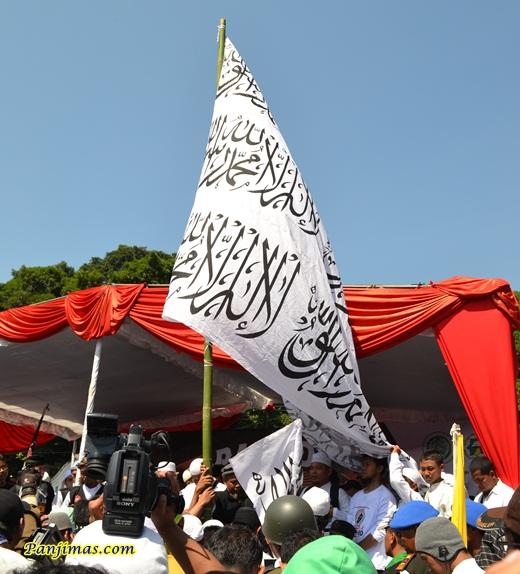 Parade Tauhid di Solo 30