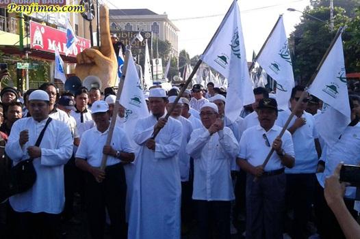 Tokoh Islam Solo Raya dalam Parade Tauhid