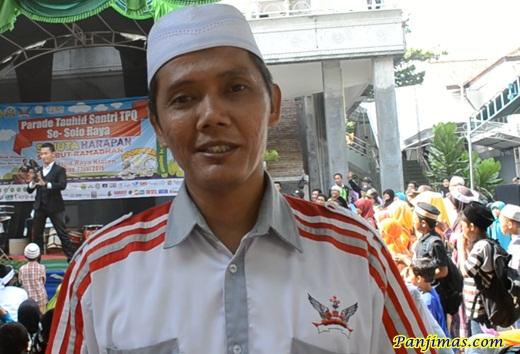 Nanang Wuryanto BMK