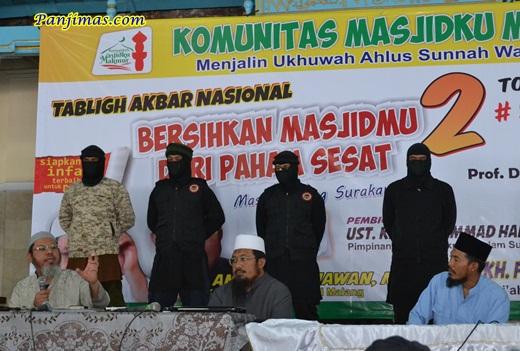 Tabligh Akbar Bersihkan Masjidmu dari Paham Sesat Komunis & Syi'ah di Solo 4