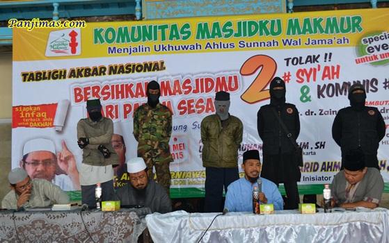 Tabligh Akbar Bersihkan Masjidmu dari Paham Sesat Komunis & Syi'ah di Solo 6