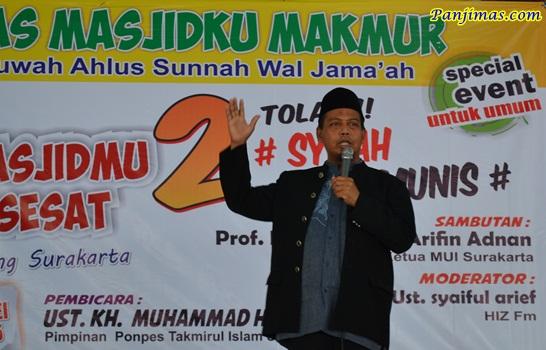 Ust Aris Munandar DDII Jateng