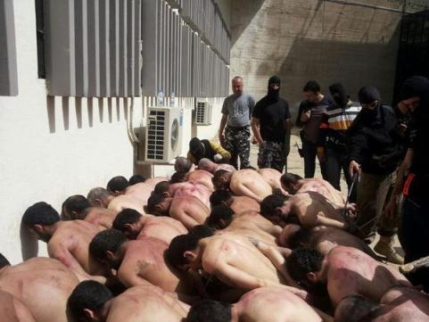 penyiksaan di romieh