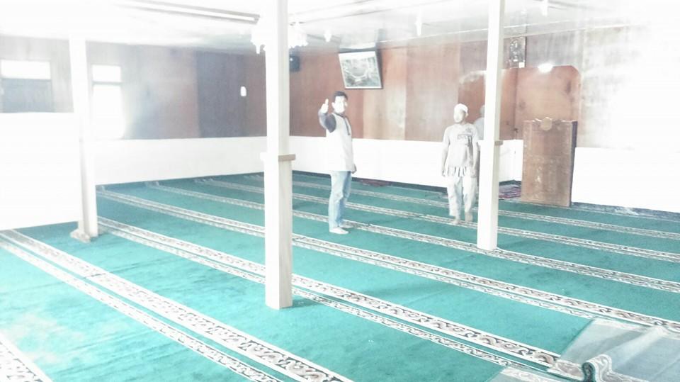 Musholla Khairul Ummah Tolikara 4