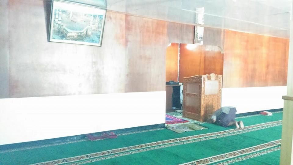 Musholla Khairul Ummah Tolikara 5