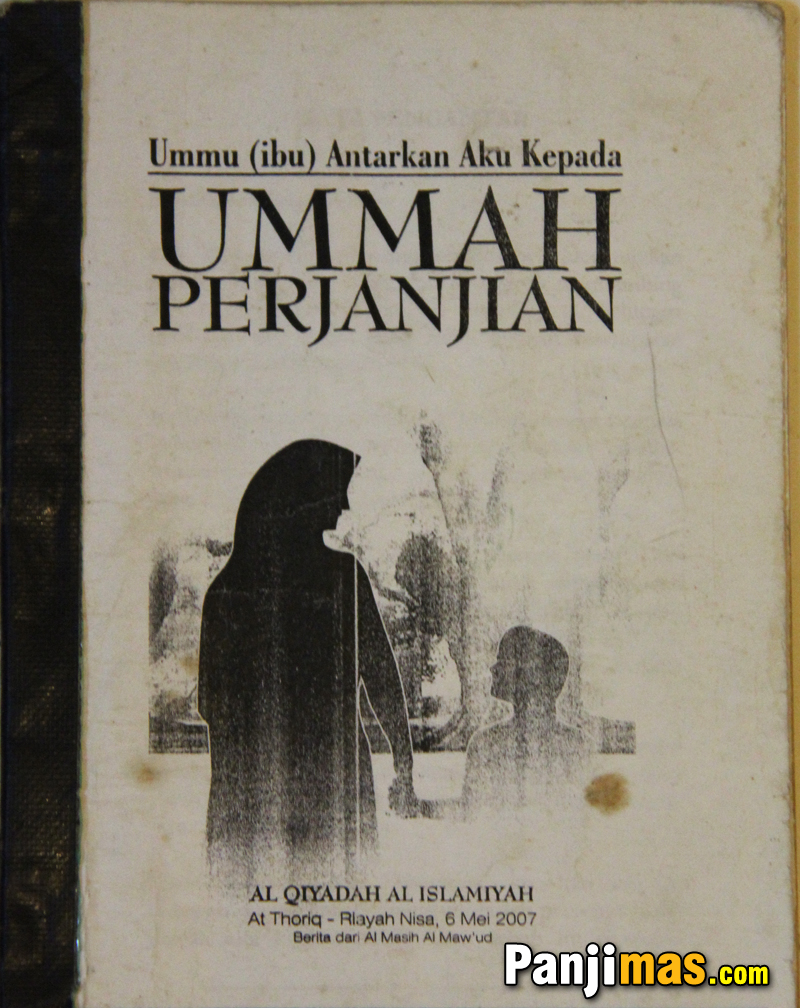 Buku Ummah Perjanjian
