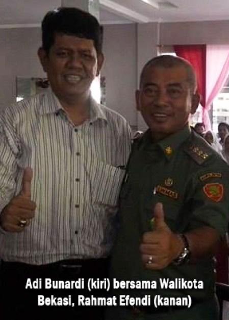 Tokoh Syiah dan Walikota Bekasi
