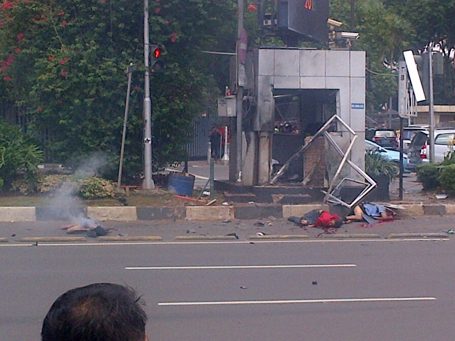 Foto-foto Korban Ledakan Bom Beredar di Media Sosial, 6 Jenazah Teridentifikasi