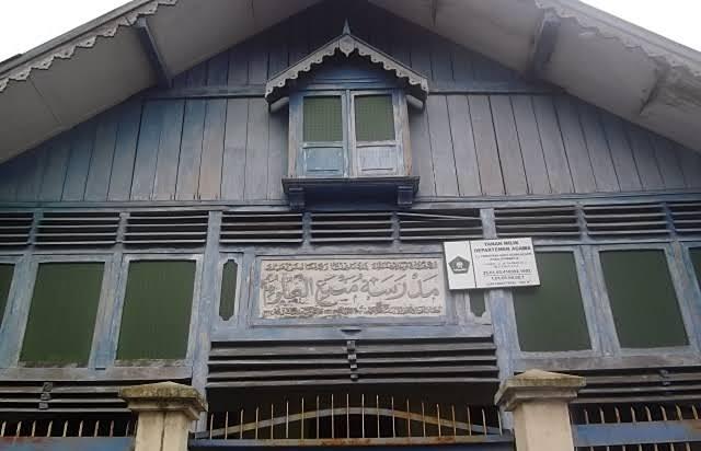 Jejak Masjid Agung Solo Bagian 3 Menggebrak Lewat Mambaul Ulum