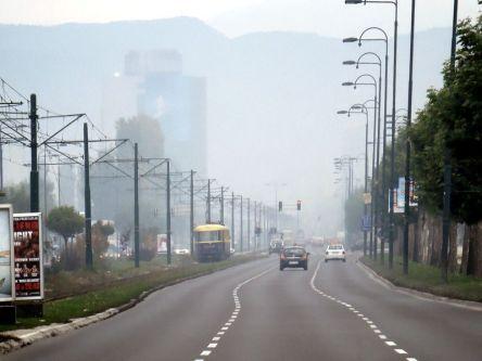 """""""Aleja snajperów""""- główny trakt Sarajewa wiodący z lotniska przez dzielnicę przemysłową do starego miasta."""