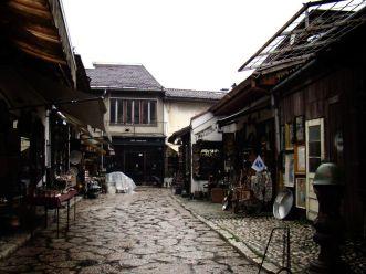 Bascarsija - stary bazar