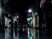 Wieczoczorny spacer- Ulica Ferhandija