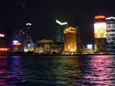 Widok na Pudong